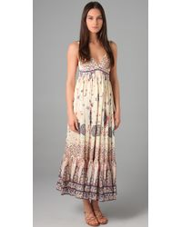 Jill Stuart | Multicolor Suzanne Maxi Dress | Lyst