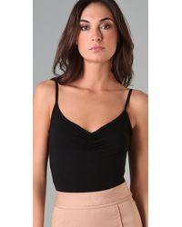 Rachel Pally - Black Cami Bodysuit - Lyst