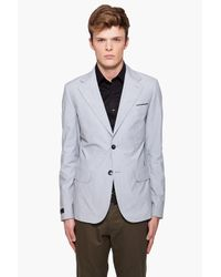 G-Star RAW - Gray Cl Tailored Blazer 1 for Men - Lyst