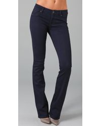 Rich & Skinny - Blue Boot Cut Legging Jeans - Lyst