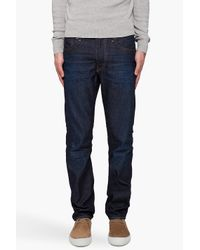 J.Lindeberg | Blue Eddie 3d Baked Jeans for Men | Lyst