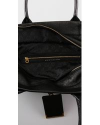 Marc By Marc Jacobs | Black Preppy Leather Hayley Tote | Lyst