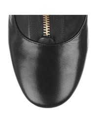 Marc By Marc Jacobs - Black Zip-front Boots - Lyst