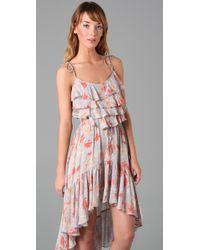 Shakuhachi | Multicolor Day Tripper Cami Dress | Lyst