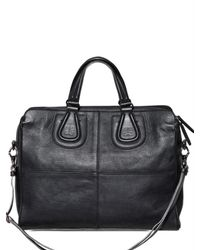 Givenchy | Black Nightingale Briefcase Bag for Men | Lyst