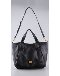 Marc By Marc Jacobs | Black Animal Franny Tote | Lyst