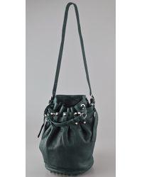 Alexander Wang - Green Diego Bucket Bag - Lyst