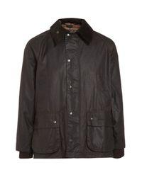 Barbour | Black Bedale Jacket for Men | Lyst