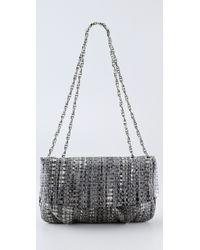 Elie Tahari | Gray Emory Handbag | Lyst