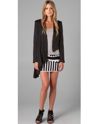 Sass & Bide - Black The Testimony Skirt - Lyst