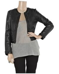 Tory Burch | Black Eder Jacket | Lyst