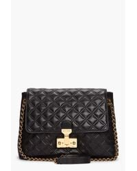 Marc Jacobs | Black Xl Single Handbag | Lyst