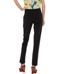 Marni - Black Tailored Bootcut Trousers - Lyst
