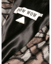 Pow Wow | Gray Womens School Jacket | Lyst