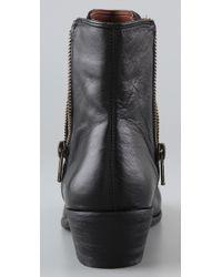 Sam Edelman - Black Parley Low Heel Chelsea Boot - Lyst
