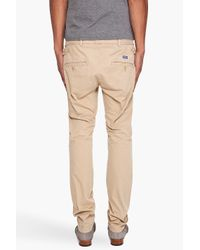 DIESEL - Natural Chi-tight Trousers for Men - Lyst