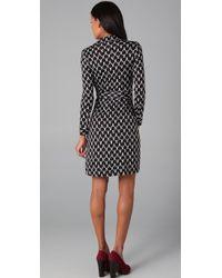 Diane von Furstenberg - Black 'arabella' Dress - Lyst