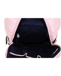 Juicy Couture - Pink Airbag Backpack - Lyst