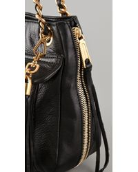 Rebecca Minkoff | Black Swing Shoulder Bag | Lyst