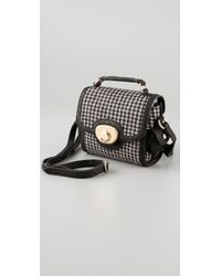 See By Chloé | Carmen Mini Camera Bag in Black/nude | Lyst