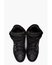 DIESEL | Black Claw King Sneakers for Men | Lyst