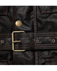Belstaff - Black Roadmaster Jacket for Men - Lyst
