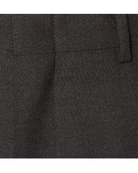J.Crew - Gray Ludlow Suit Pant In Italian Wool for Men - Lyst