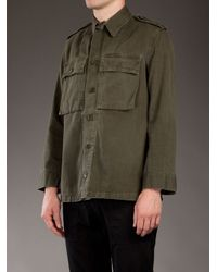 Libertine | Green Army Jacket for Men | Lyst
