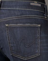 Citizens of Humanity | Blue Ava Straight-leg Jeans | Lyst