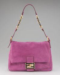 Fendi | Pink Forever Borsa Mamma Bag | Lyst