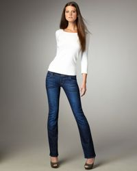 Hudson Jeans | Blue Beth Carnaby Baby Boot-cut Jeans | Lyst