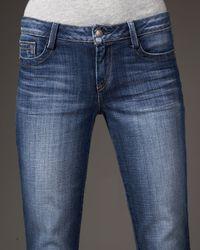 Joe's Jeans - Blue Honey Elizabeth Boot-cut Jeans - Lyst