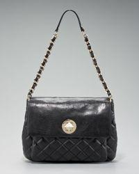 kate spade new york | Black Corinne Shoulder Bag | Lyst