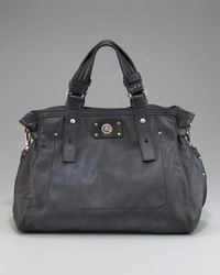 Marc By Marc Jacobs   Black Lucy Satchel   Lyst