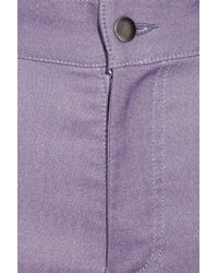 Marc Jacobs | Purple High-rise Skinny Jeans | Lyst
