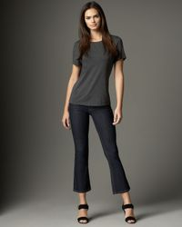 Sold Denim - Blue Astor Place Baking Pull-on Cropped Jeans - Lyst