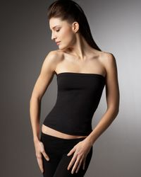 Wolford | Black Fatal Strapless Top | Lyst