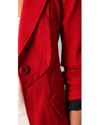 Nanette Lepore | Lady in Red Jacket | Lyst