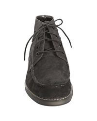 Mark Nason - Brown Lounge Chocolate Suede Cigala Chukka Boots for Men - Lyst