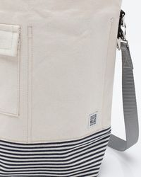 Chester Wallace - Grey Strap White/hickory for Men - Lyst