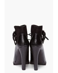 Alexander Wang | Black Monique Boots | Lyst