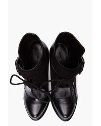 Alexander Wang - Black Monique Boots - Lyst