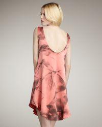 Kelly Wearstler - Pink Petaluma Slip Dress - Lyst