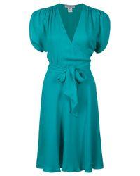 Paul & Joe | Blue Toffoli Wrap Dress | Lyst