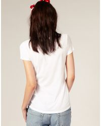 ASOS Collection - Blue Asos Classic T-shirt - Lyst