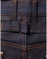 Edwin | Blue Sen Japanese Red Selvedge Dry Shave Jeans for Men | Lyst