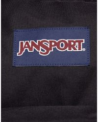 Jansport | Black Backpack for Men | Lyst