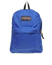Jansport | Blue Superbreak Backpack for Men | Lyst