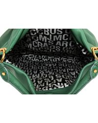 Marc By Marc Jacobs | Green Classic Q Huge Hillier Hobo | Lyst