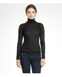 Tory Burch | Black Caleb Turtleneck | Lyst